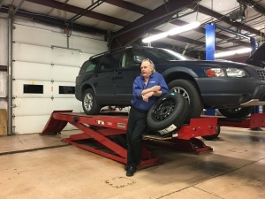"ArborMotion's ""Vehicle Winter Survival"" Class"