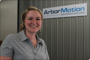 Meet Laura Rymarz - ArborMotion's Team Member Spotlight