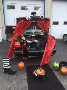 """Trunk or Treat"" at ArborMotion"