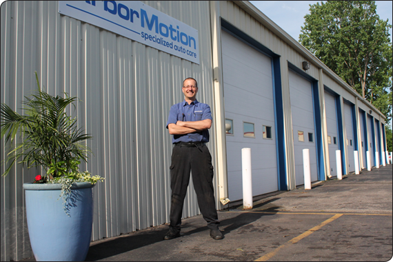 Meet Mike Pisarski - ArborMotion's Team Member Spotlight