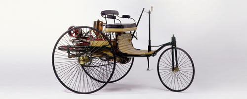 A Brief History of the Daimler-Benz Company