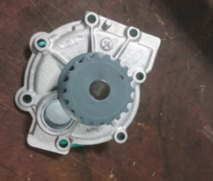 2 OEM Volvo Water Pump
