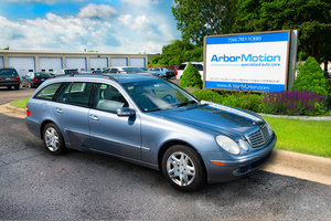 Mercedes repair Ann Arbor