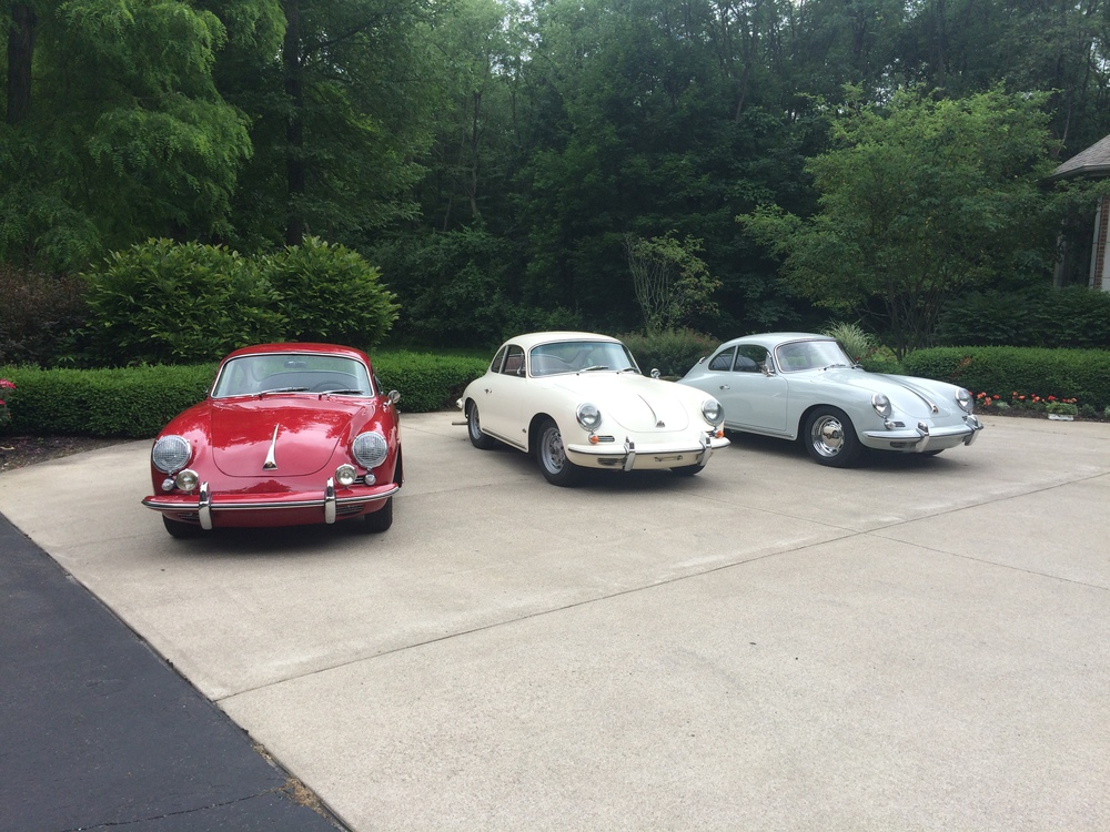 Air Cooled Porsche Service in Ann Arbor