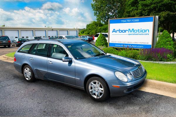 Mercedes Repair Ann Arbor