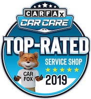 Carfax Top Rated Shop 2019