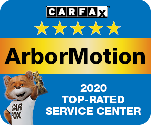 Carfax Top Rated Shop 2020